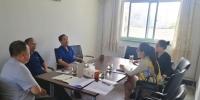 武清区残联精心组织按比例安排残疾人就业延长期审核工作 - 残疾人联合会