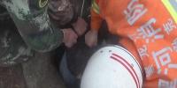 两位老人被困地窖 黑龙江逊克消防成功解救 - 消防网