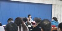 市残联举办2017年新招聘残疾人专职委员培训班 - 残疾人联合会