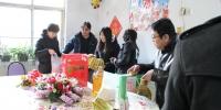 河东区民政局深入敬老院慰问困难群众 - 民政厅