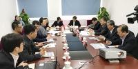 市商务委主任张爱国赴西青区赛达检测认证园调研服务 - 商务之窗
