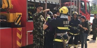 昆明动物研究所开展消防安全演练 - 消防网