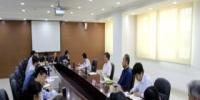 天津市地震局召开专题学习研讨会 - 地震局