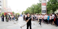 黄石消防举行大型商场灭火疏散演练 - 消防网