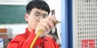 市一商校选手在全国职业学校大赛中喜获佳绩 - 商务之窗