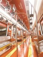 浙江杭州:消防主题地铁专列在2号线开跑 - 消防网
