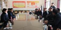 党组书记、局长吴松林赴武清区、蓟州区调研 并慰问困难群众 - 民政厅