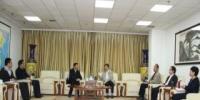 天津市政府副秘书长、市应急管理局局长王通海一行到市地震局开展工作调研 - 地震局