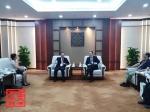 副市长金湘军出席2019厦洽会并视察天津展位 - 商务之窗